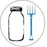 Jar & Fork